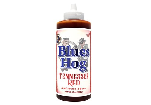 Blues Hog Tennessee Red Squeeze Bottle