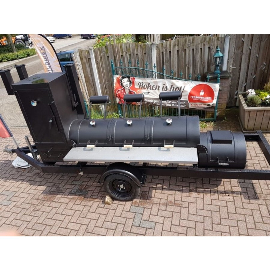 American Smoker 23 inch-1