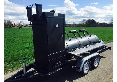 American Smoker 26 inch exclusief losse grillunit