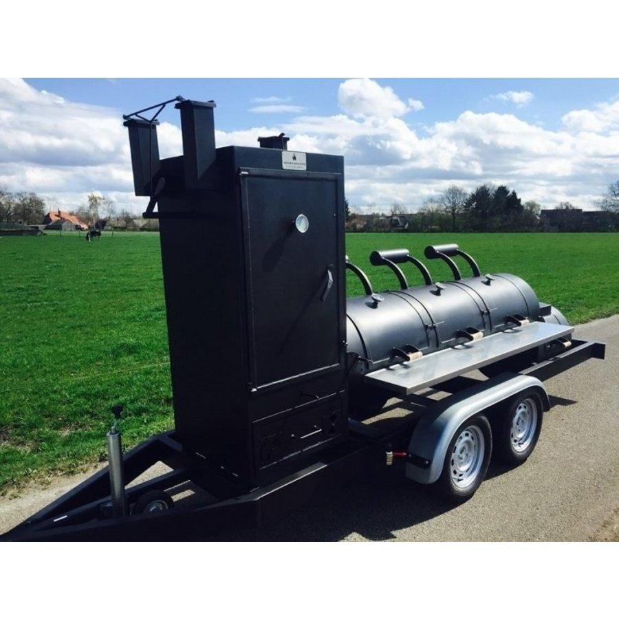 American Smoker 26 inch exclusief losse grillunit-1