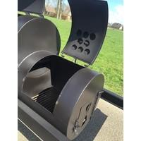 thumb-American Smoker 26 inch exclusief losse grillunit-6