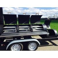 thumb-American Smoker 26 inch inclusief grillunit-2