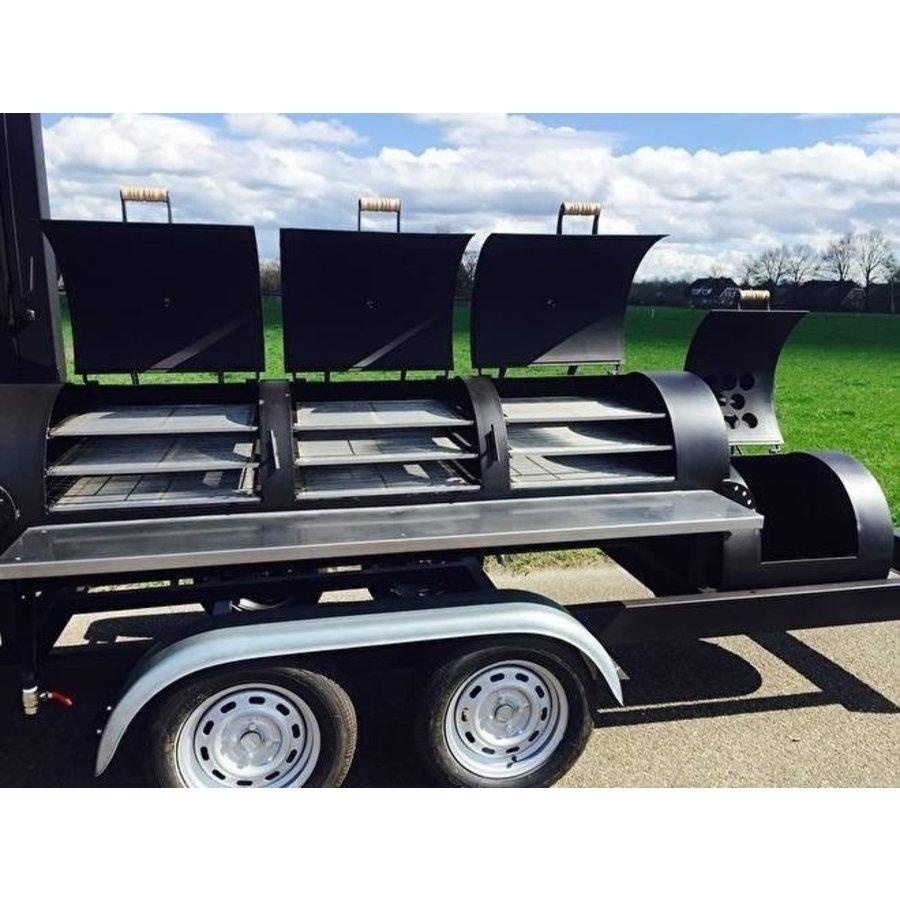 American Smoker 26 inch inclusief grillunit-2