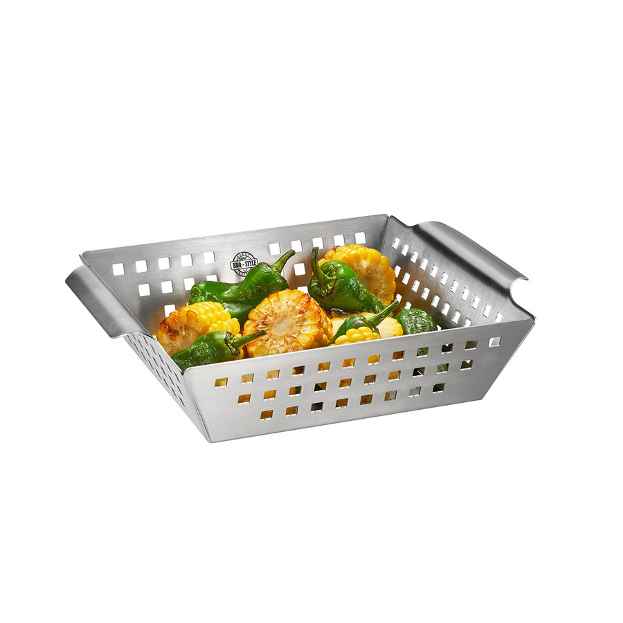 Gefu BBQ grillschaal, klein-1