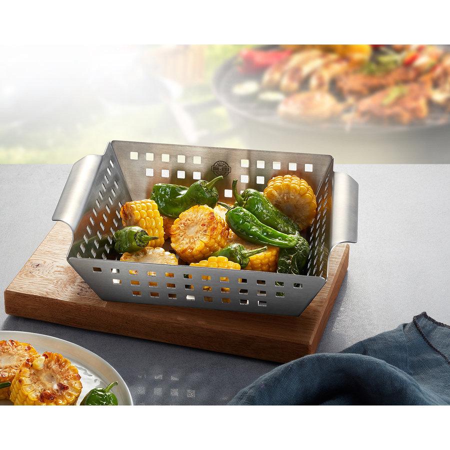 Gefu BBQ grillschaal, klein-2