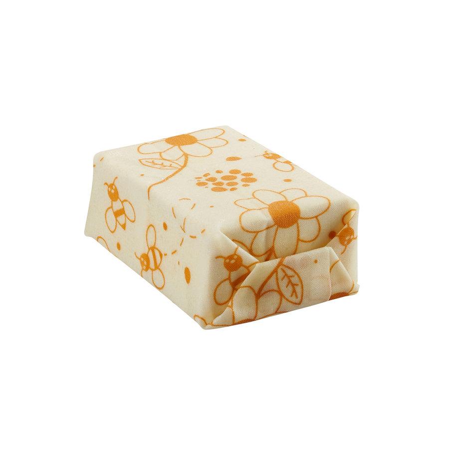 Bijenwasdoeken set Beeways, 3 stuks-5