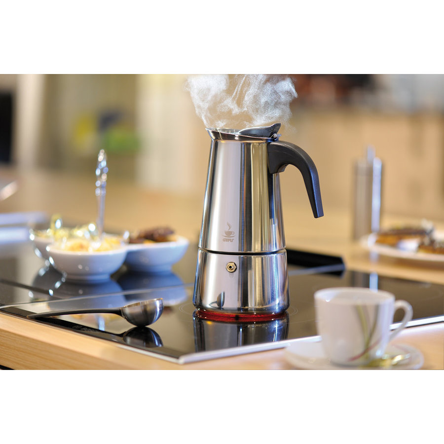 Espressomaker Emilio, 2 kopjes-2