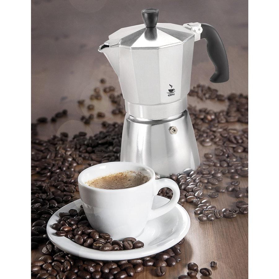 Espressomaker Lucino, 3 kopjes-3