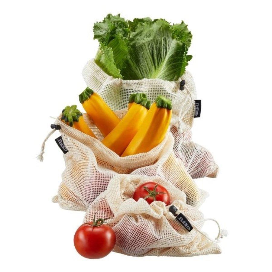 Groente- en fruitnet AWARE, 3 stuks-1