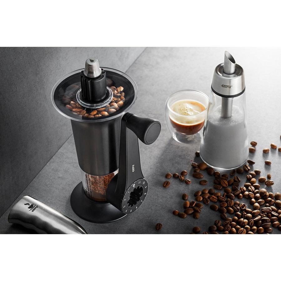 Koffiemolen Lorenzo, zwart-4