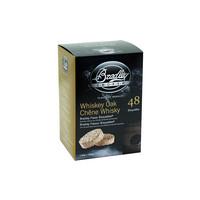 Bradley Briketten Whiskey Eiken / Oak 48 Stuks