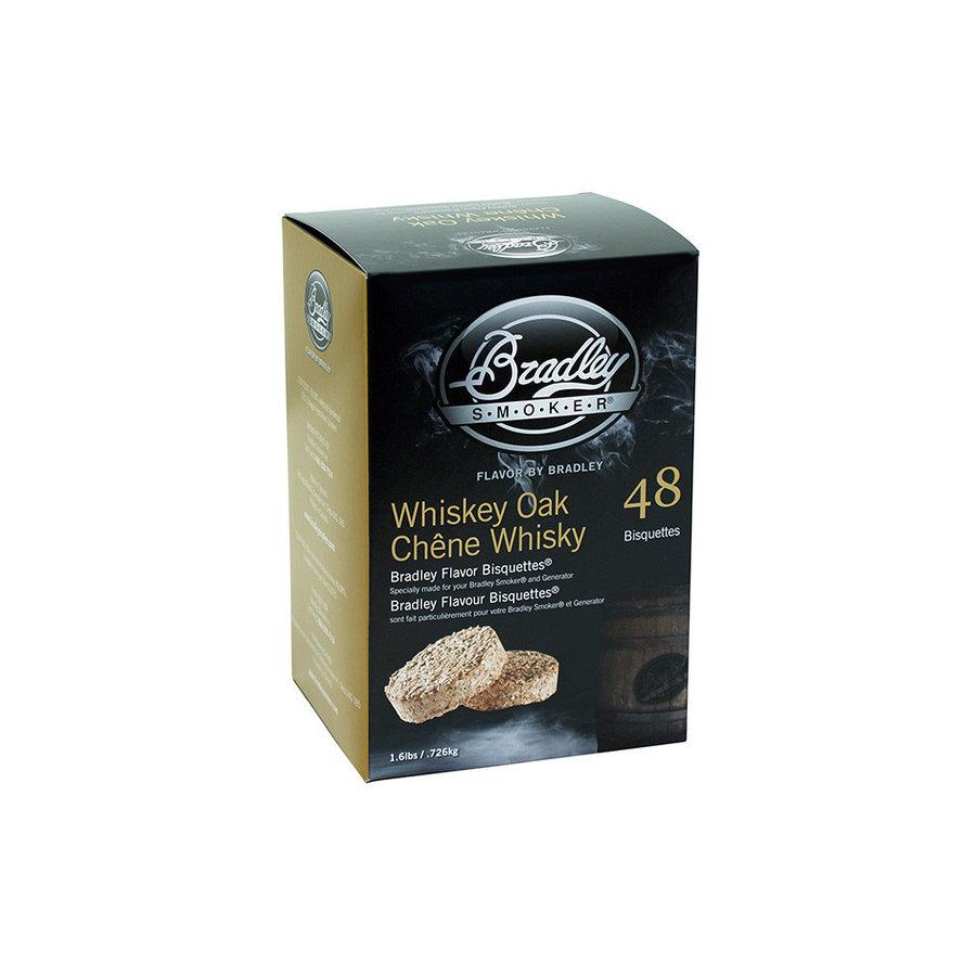 Bradley Briketten Whiskey Eiken / Oak 48 Stuks-1
