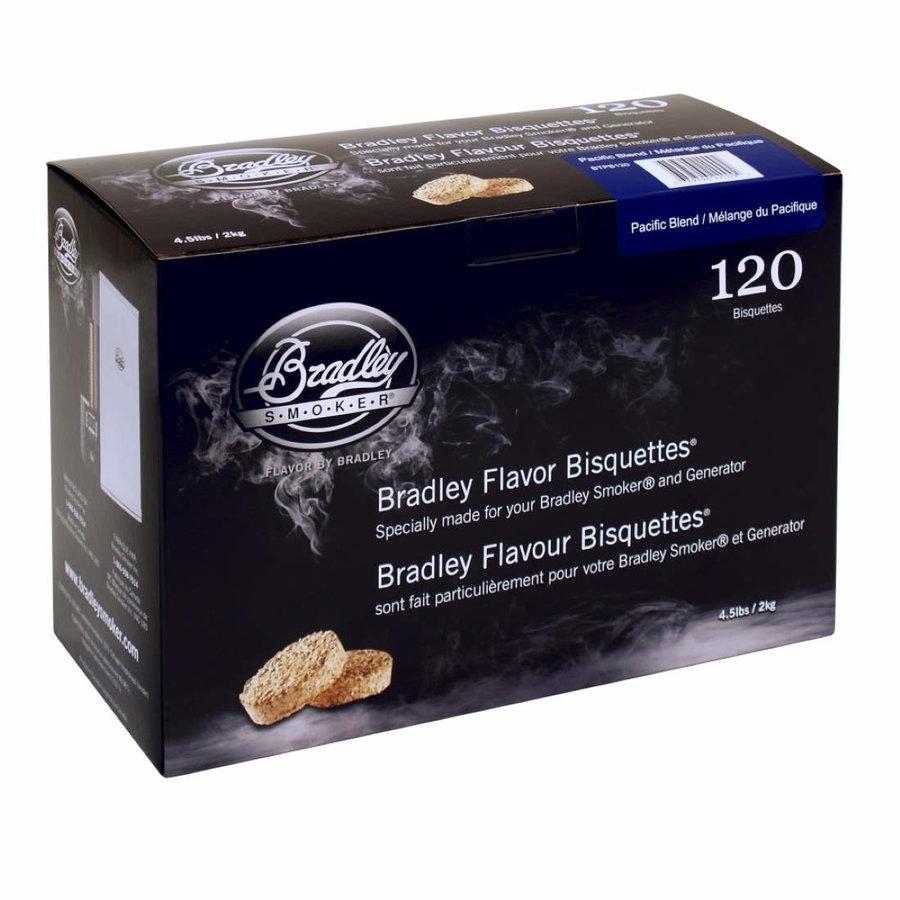 Bradley Briketten Pacific Blend 120 stuks-1