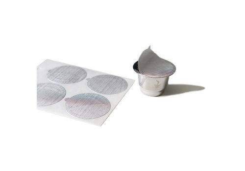 Aromastickers voor Conscio cups, 80 stuks