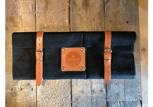 Lederen messen foudraal by Rookoven.com