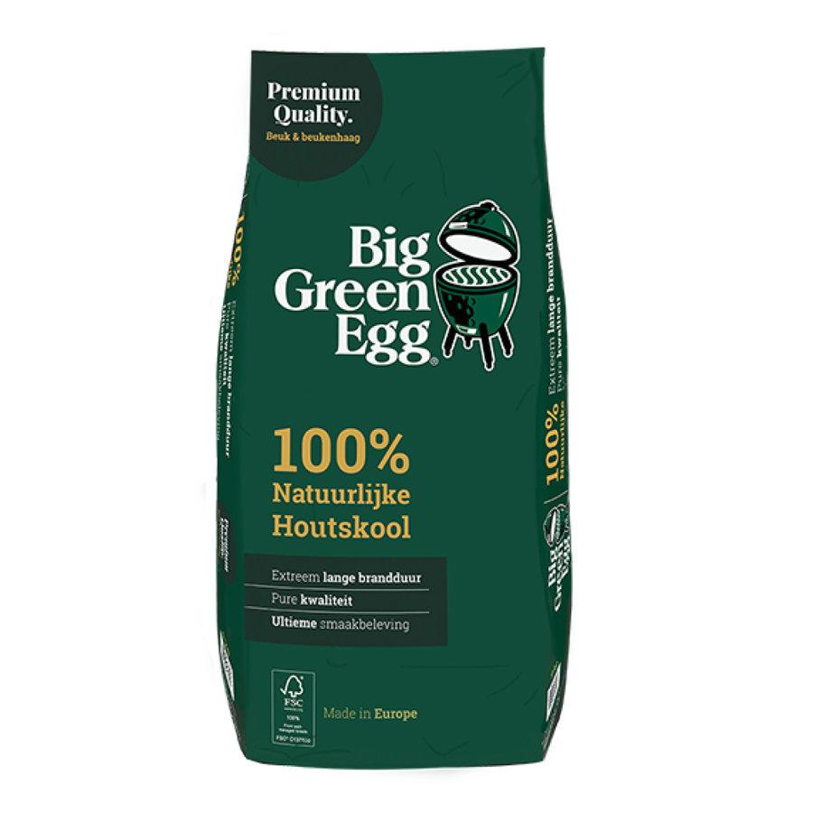 Big Green Egg Houtskool 9 KG-1