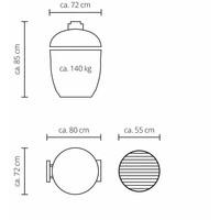 thumb-Monolith LeChef Pro-Serie 2.0 - Black Standalone-3
