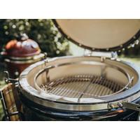 thumb-Monolith Grill Classic BBQ Guru Pro-Serie 2.0 - Black Standalone-4