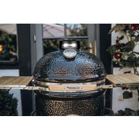thumb-Monolith Grill Classic BBQ Guru Pro-Serie 2.0 - Black Standalone-5