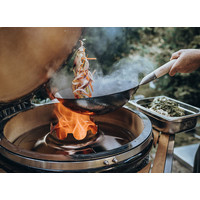 thumb-Monolith LeChef BBQ Guru Pro-Serie 2.0 - Black Standalone-3