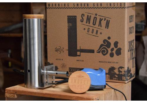 Smokin Gun + inbouwen GX-Pro