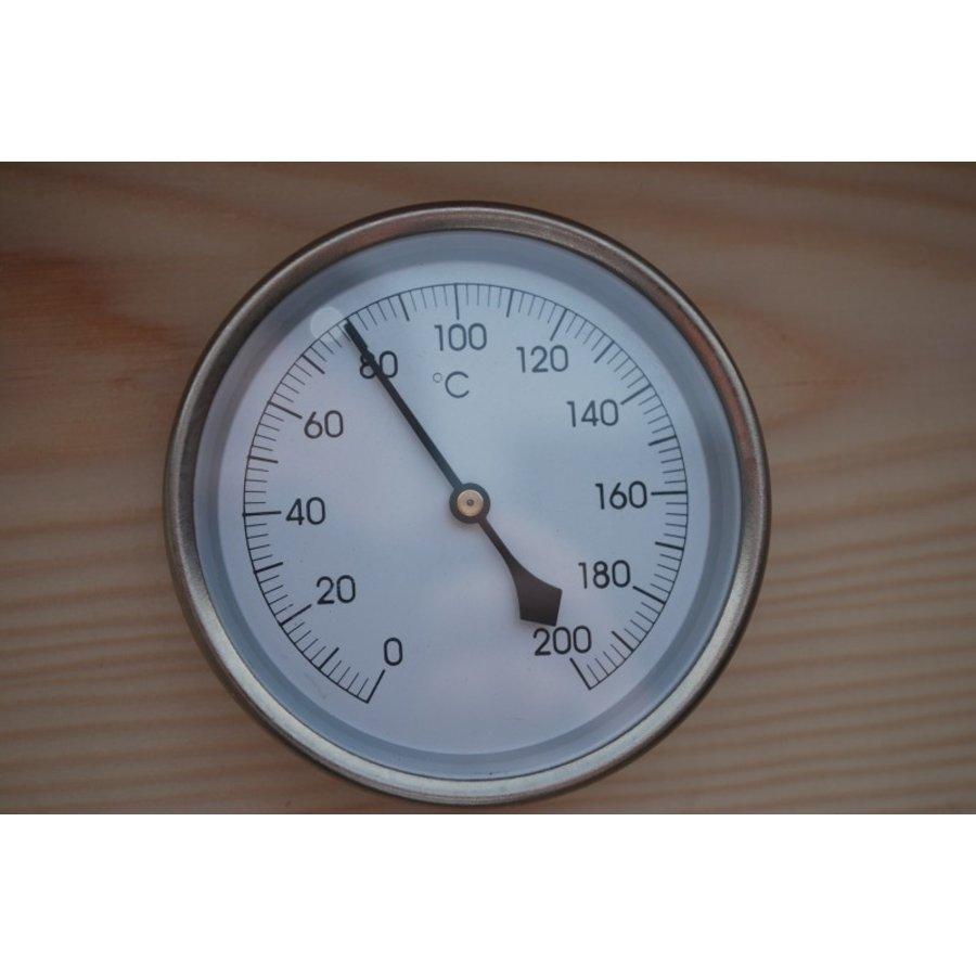 Temperatuurmeter 0 - 200 ℃ Kort-1
