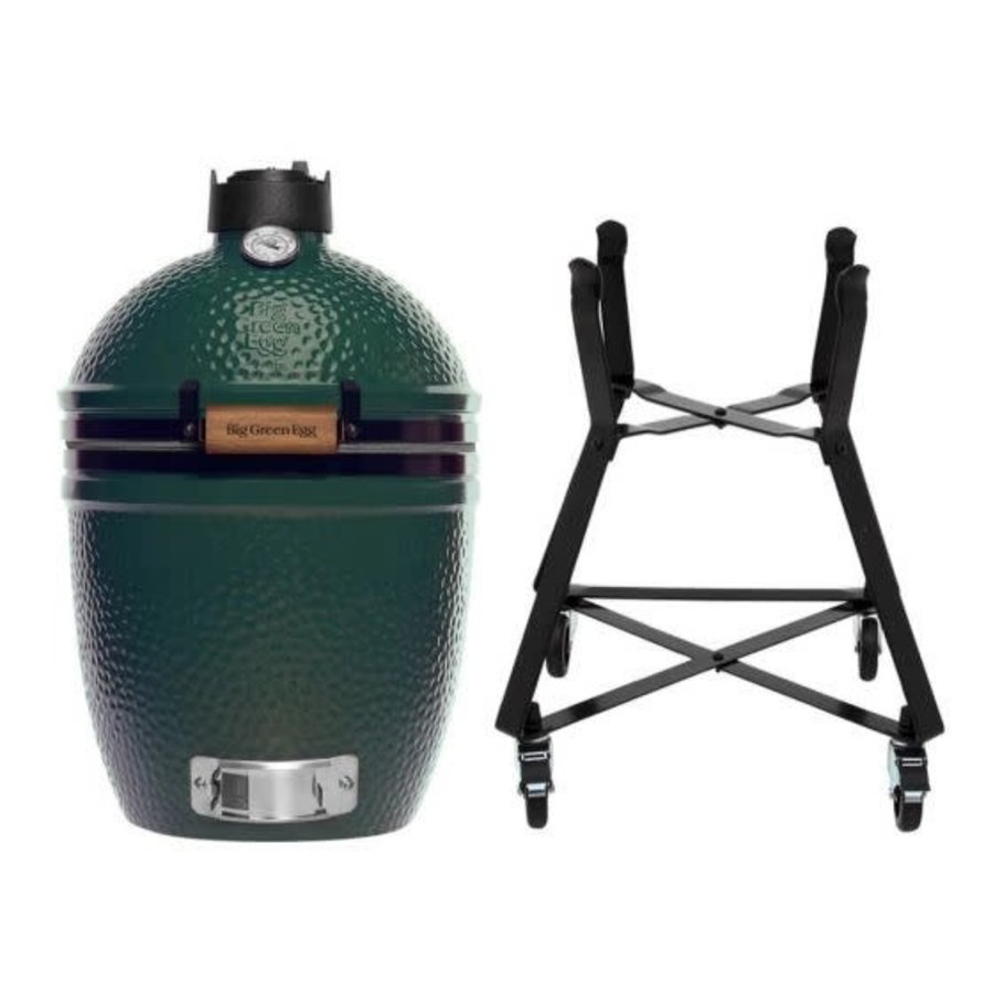 Big Green Egg Small Incl. Onderstel-1