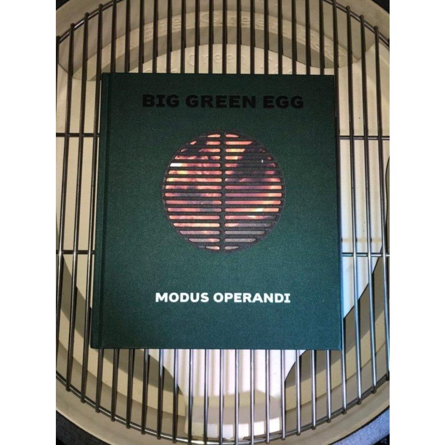 Boek 'Big Green Egg Modus Operandi'-4