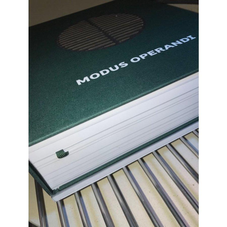 Boek 'Big Green Egg Modus Operandi'-5