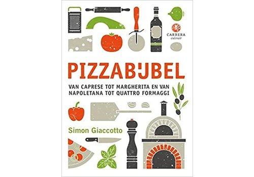 Boek 'De Pizzabijbel' - Simon Giaccotto