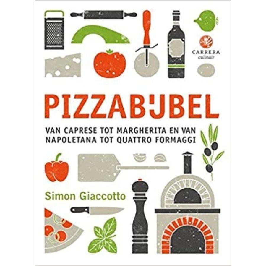 Boek 'De Pizzabijbel' - Simon Giaccotto-1