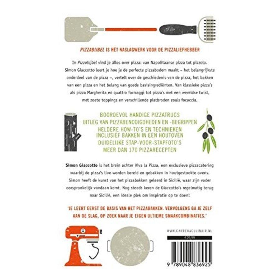 Boek 'De Pizzabijbel' - Simon Giaccotto-2