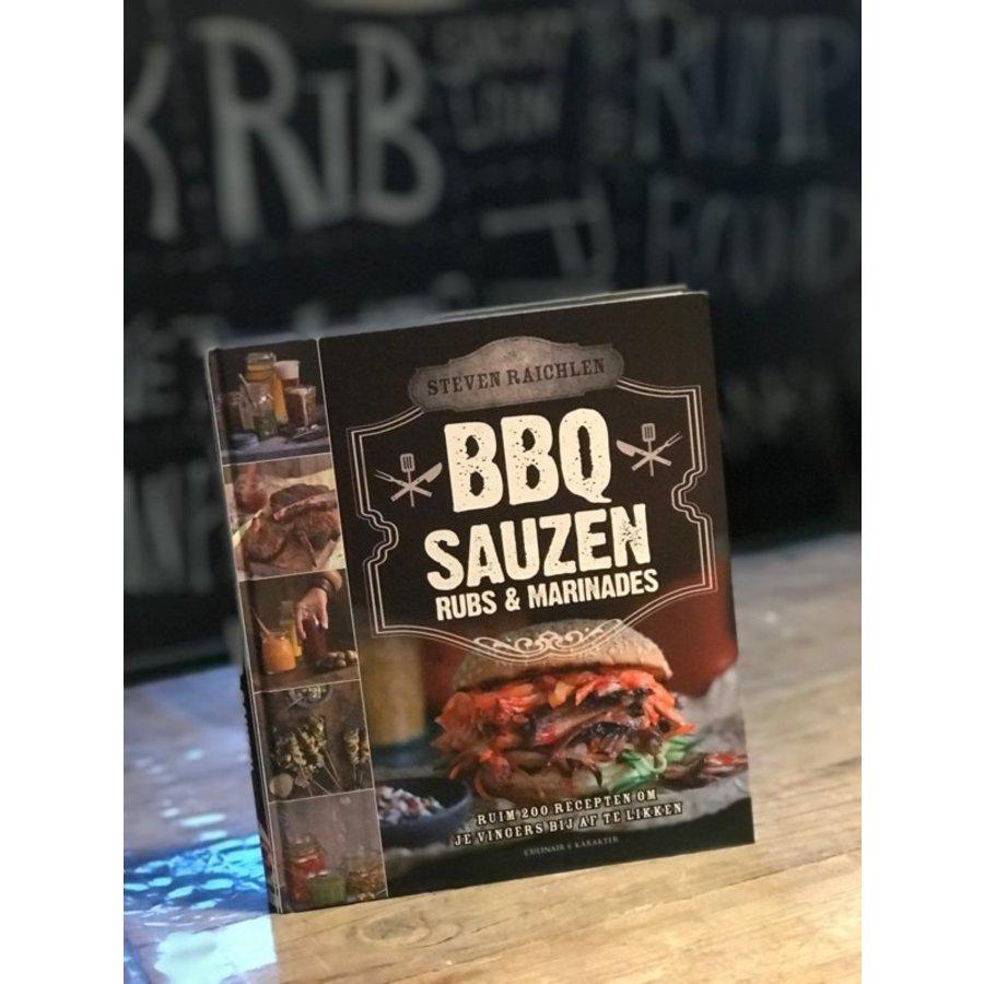 Boek 'BBQ Sauzen, Rubs & Marinades' - Steven Raichlen-2