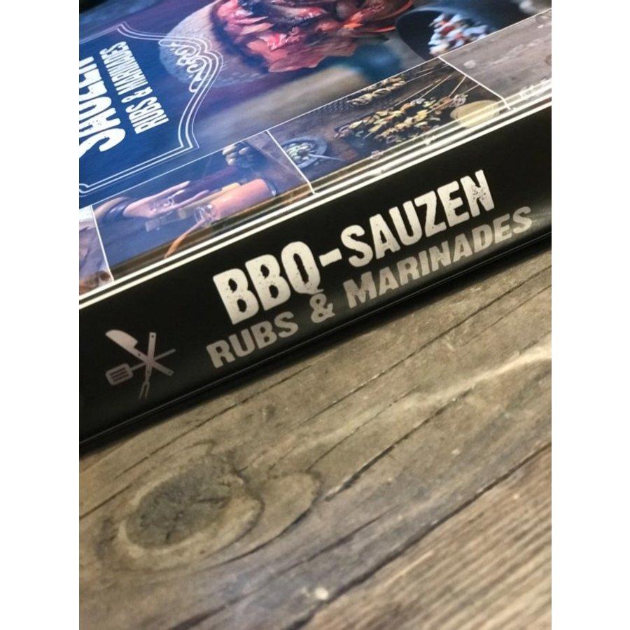 Boek 'BBQ Sauzen, Rubs & Marinades' - Steven Raichlen-3