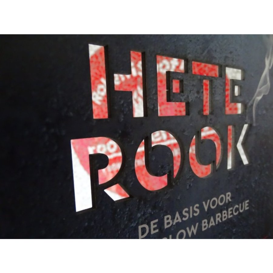 Boek 'Hete Rook' - Jeroen Hazebroek & Leonard Elenbaas-1