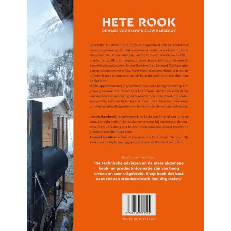 Boek 'Hete Rook' - Jeroen Hazebroek & Leonard Elenbaas-5