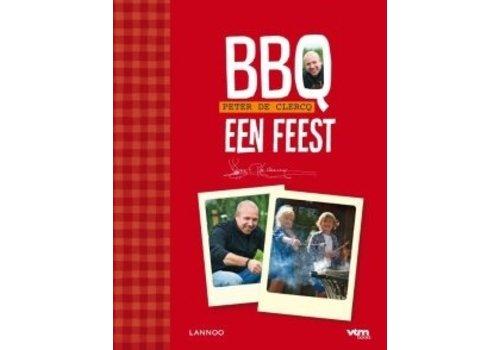 Boek 'BBQ een feest' - Peter de Clercq