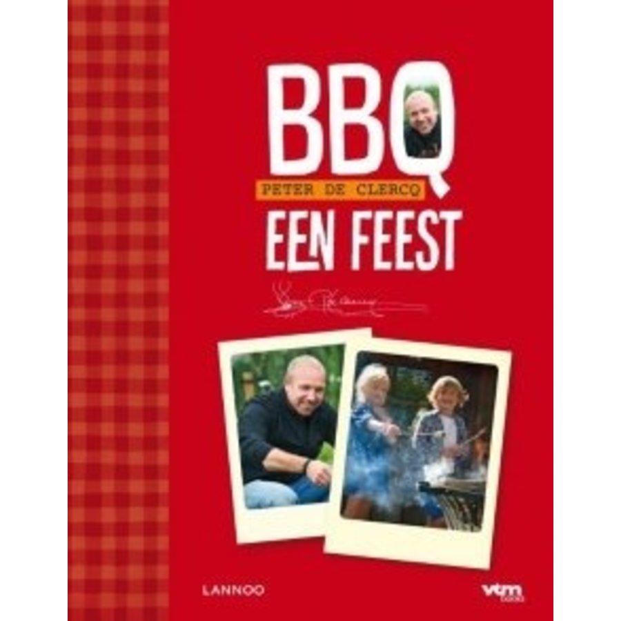 Boek 'BBQ een feest' - Peter de Clercq-1