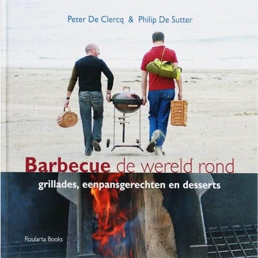 Boek 'Barbecue de wereld rond' - Peter de Clercq-1