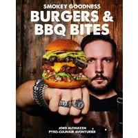 thumb-Boek 'Burgers & Bites' - Smokey Goodness-1