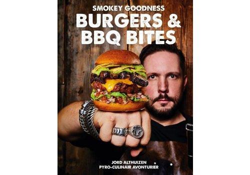 Boek 'Burgers & Bites' - Smokey Goodness