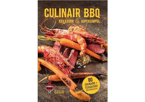 Boek 'Culinair BBQ - Keilekker & Simpel'