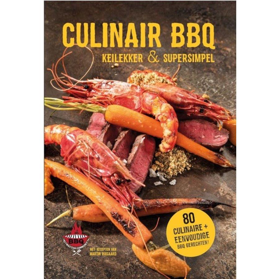 Boek 'Culinair BBQ - Keilekker & Simpel'-1