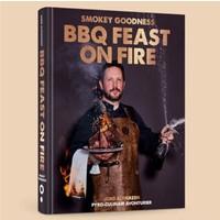 thumb-Boek 'Feast on Fire' - Smokey Goodness-1