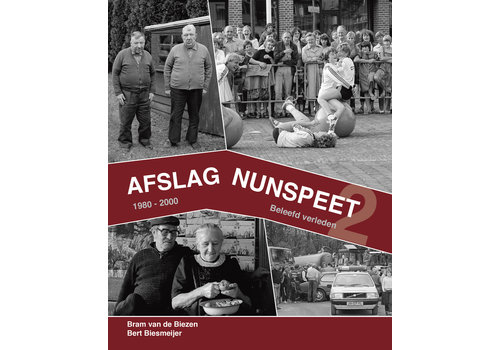 Boek 'Afslag Nunspeet 2' - Bram van de Biezen & Bert Biesmeijer