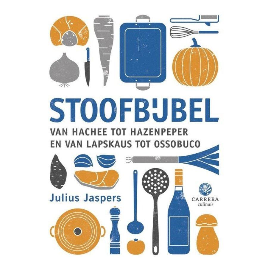 Boek 'De Stoofbijbel' - Julius Jaspers-1