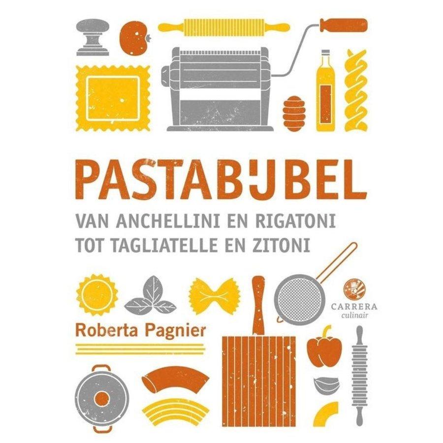 Boek 'De Pastabijbel' - Roberta Pagnier-1