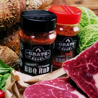 thumb-Grate Goods Premium All Purpose BBQ Rub-2