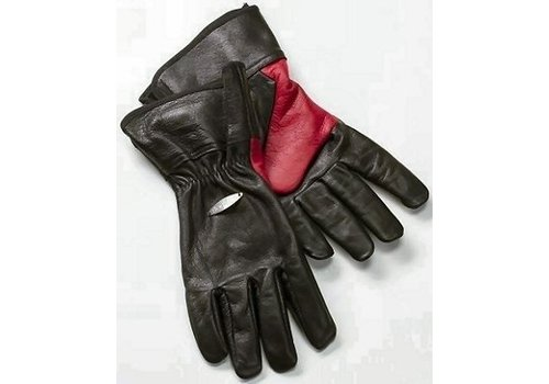 Bon-Fire Leather Gloves Large