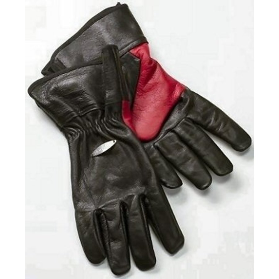 Bon-Fire Leather Gloves Large-1